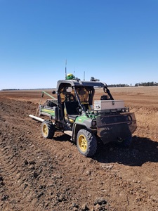 Precision Cropping Technologies have been mapping changes in soil profile conditions for Hassad Australia, using electromagnetic (EM) and gamma radiometric surveys.